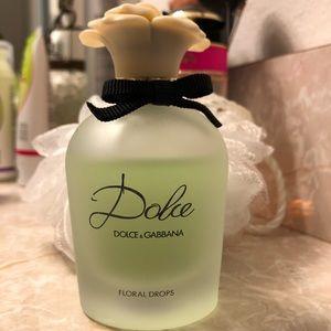 Dolce Gabbana Floral Drops